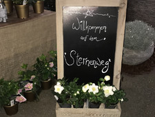 Advent im Gartencenter Wil